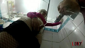 Lohanny Brandao hard mouth piss again with Sub Lony in Golden Nectar 15 - 3 golden showers in the small hours - by LonY Fetiches