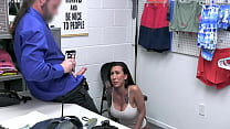 Lily Lane to get naked and to give blow job
