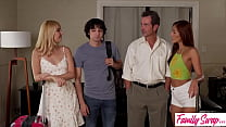 """Swap Mom """"I'm naked, you should get naked too! Get with it!"""" S1:E10"""