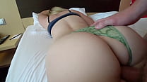 My stepsister woke up when I fucked her