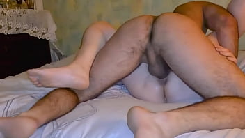 54 YEARS OLD MATURE MILF FUCKS A YOUNG MAN AND SWALLOWS HIS SPERM PART 2