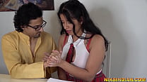 18 year old girl as delicate as flower was seduced by a bastard teacher