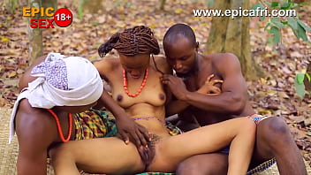 Epic threesome - Donate your wife let's fuck I will bring mine next week (trailer)