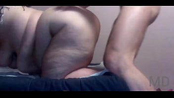 Fucked a fat girlfriend in her huge cellulite ass