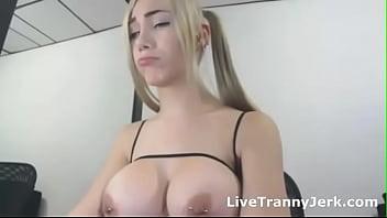 Cam trans Masturbartion Big tits