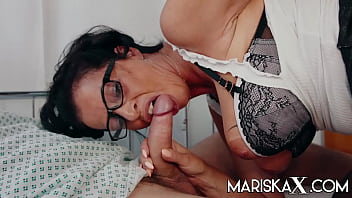 MARISKAX Dacada gets all of her holes stuffed