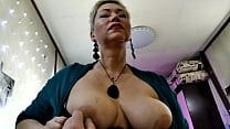 Mature Russian webcam couple Addams-Family: asshole closeup, anal games, fucking-sucking, nipples torment ))