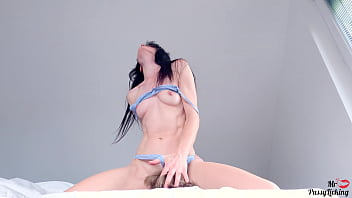 Petite Teen Girl Rides His Head Until She CUMS all OVER HIS FACE - FACESITTING - Amateur MrPussyLicking