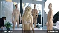 Teen celebs Lena Tronina nude and gang bang scenes