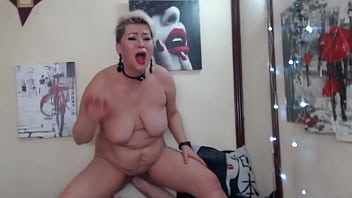 I'm fucking my Mrs. at the request of a private chat client. Spanking, cowgil, dogging, double sucking!