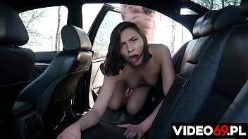 Polish porn - Car fuck