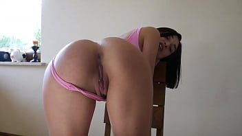 Rough anal with a creampie in the ass !!!