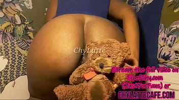 Tinker Bell Fucks and Squirts on Wendy's Teddy Bear
