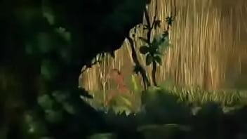 Tarzan Clip