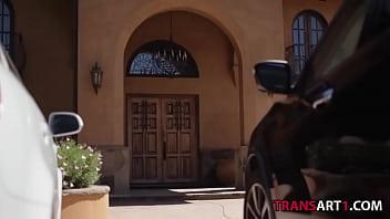 Rich dude expecting hot tranny - Aspen, Daisy Taylor