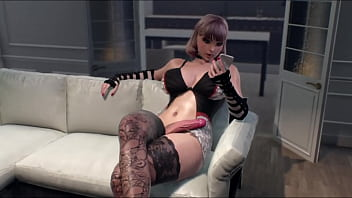 Horny BitchBoy Seduced Shemale Milf - 3D Tranny Mommy fucks Guy in Ass, 3D Futa hentai sex.mp4