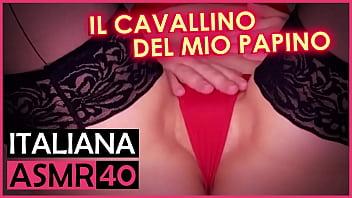 Il Cavallino del mio Papino - Italiana Dialoghi ASMR