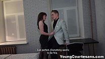 Young Courtesans - The girlfriend Rose experience teen porn